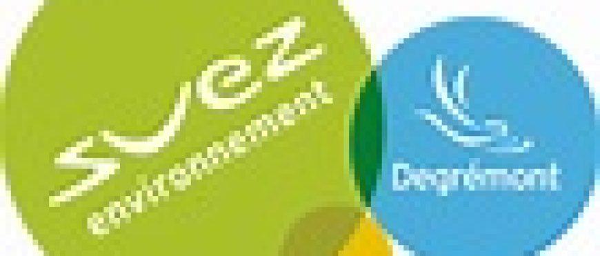 Degrémont – Suez environnement – logo 2