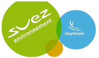 Degrémont – Suez environnement – logo