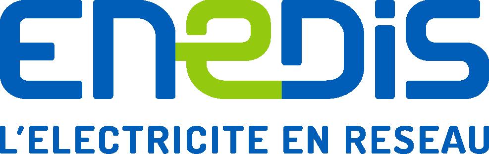 ERDF – Enedis – logo